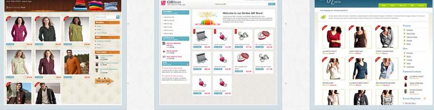 Примеры интернет магазинов