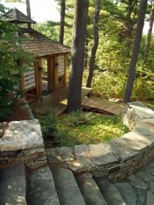 Дом с банькой на лоне природе | Бизнес идеи