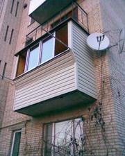Установка новых и ремонт старых балконов | Бизнес идеи
