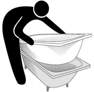 Обновление старых ванн | Бизнес идеи