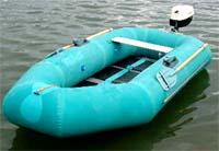 Изготовление вечных надувных лодок   Бизнес идеи