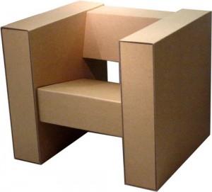 Картонная мебель | Бизнес идеи