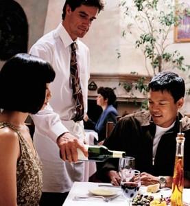 Знакомство за ресторанным столиком | Бизнес идеи