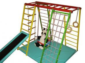 Мобильный детский спортивный центр | Бизнес идеи