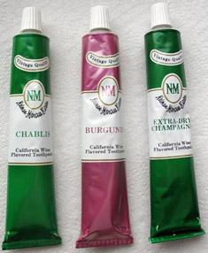 Зубная паста со вкусом спиртных напитков | Бизнес идеи