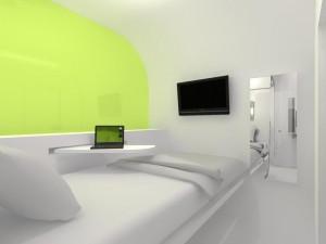 Микро-отель для пассажиров | Бизнес идеи
