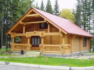 Возведение деревянных домов | Бизнес идеи