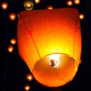Запуск китайских фонариков | Бизнес идеи