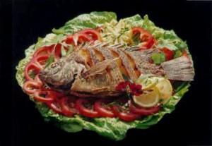 Оригинальный рыбный ресторан | Бизнес идеи