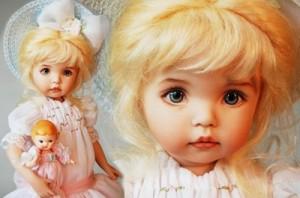 Производство фарфоровых кукол | Бизнес идеи