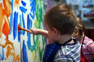 Студия детской живописи | Бизнес идеи