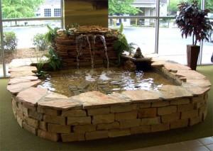 Комнатные фонтаны под заказ | Бизнес идеи